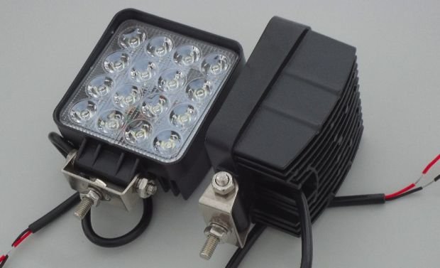 darbagaismas.lv 48W LED work light